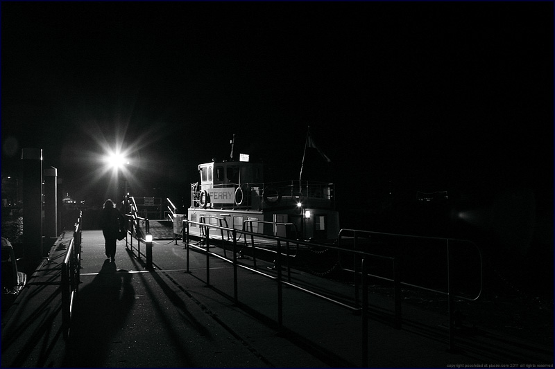 passenger ferry, Dartmouth