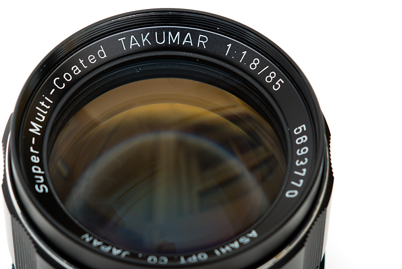 Super-Multi-Coated Takumar 1:1.8/85
