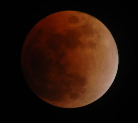 D300-Blood Moon Eclipse