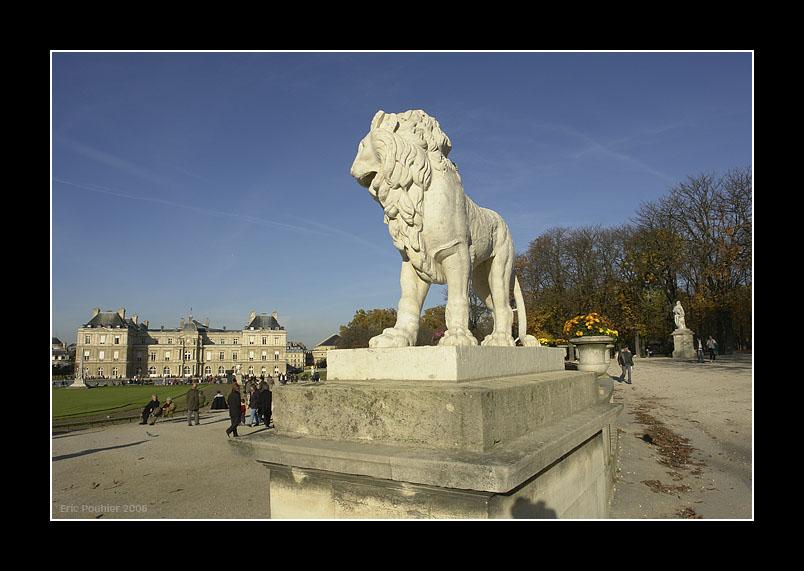 Le Palais du Luxembourg II