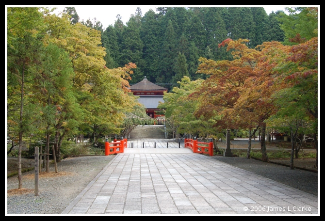 Pathway to the Temple