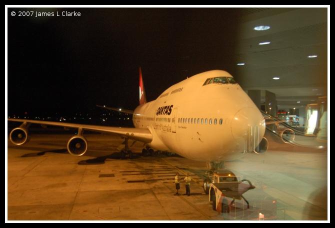 Midnight Departure