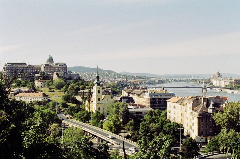 A budai oldal és a Vár - The Buda side and the Buda castle 03.jpg