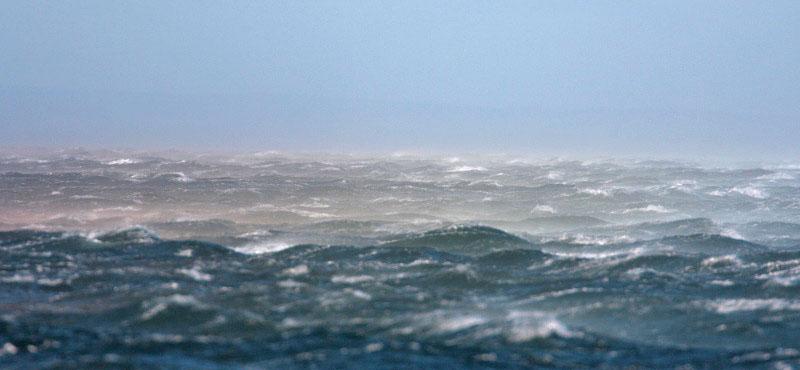 Sea-scape Fife Ness