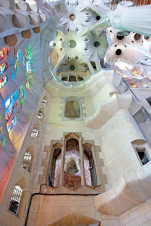 Familia Sagrada, Barcelona (1552)