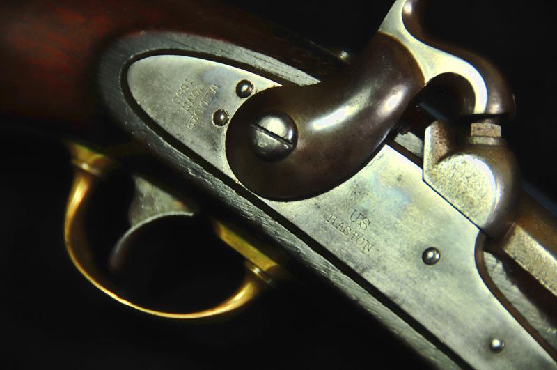 M1842 - lockplate