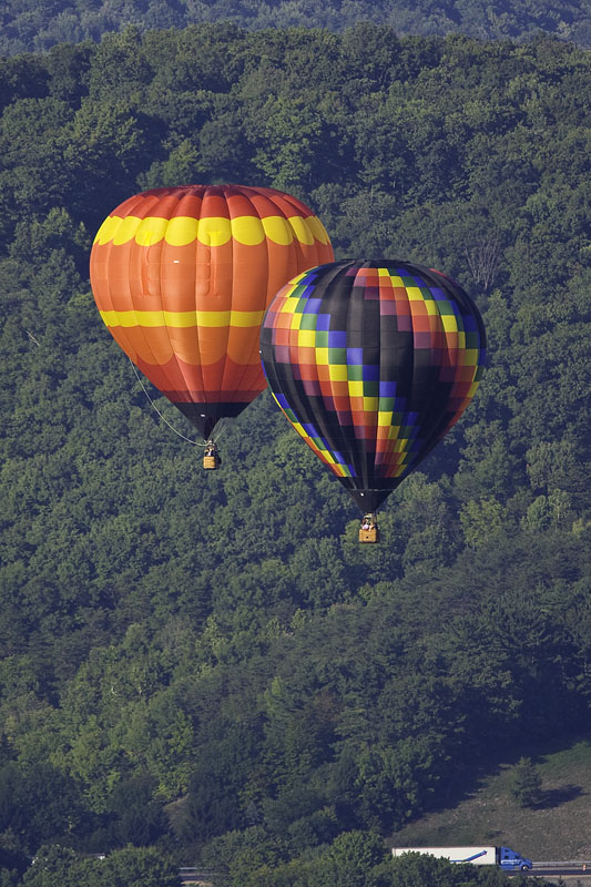 Two over Montoursville