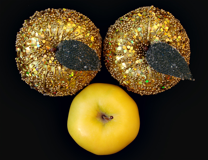 The Real Golden Apple