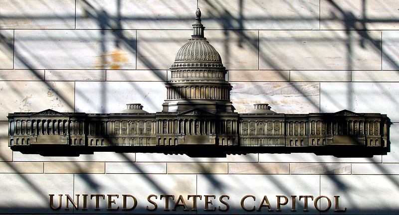 New US Capitol Visitors Center