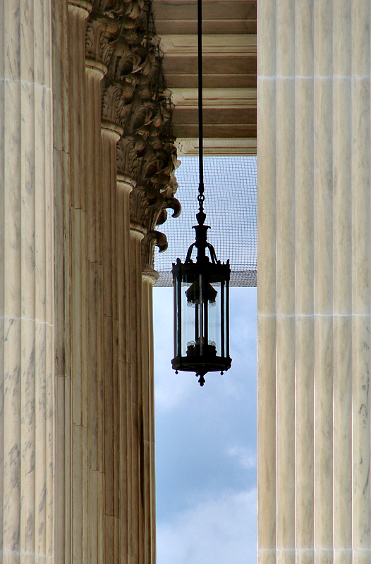 Different perspective on the Supreme Court