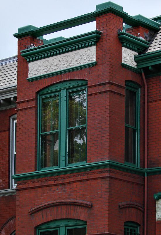 C Street NE rooftop deck