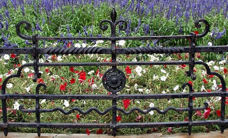 Circular garden, US Capitol grounds