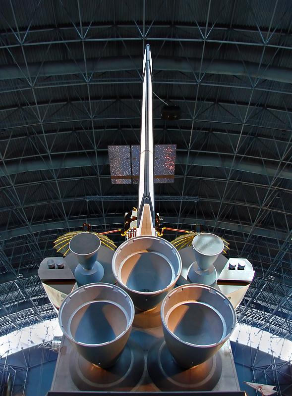 Udvar-Hazy Center, Space Shuttle Orbiter Enterprise