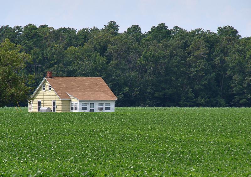 Eastern Shore (Chesapeake) farmhouse