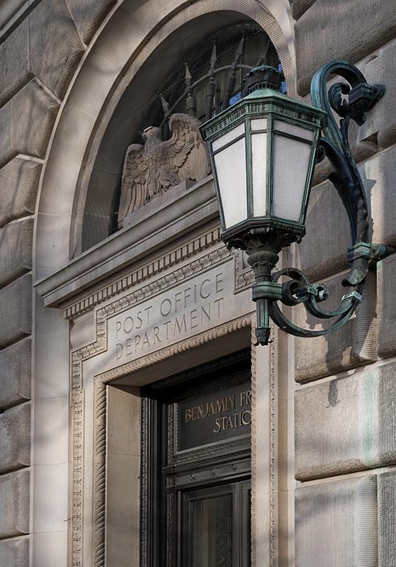Old US Postal Department