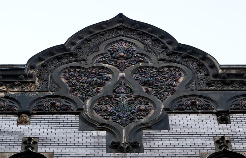 15 Váci utca, detail