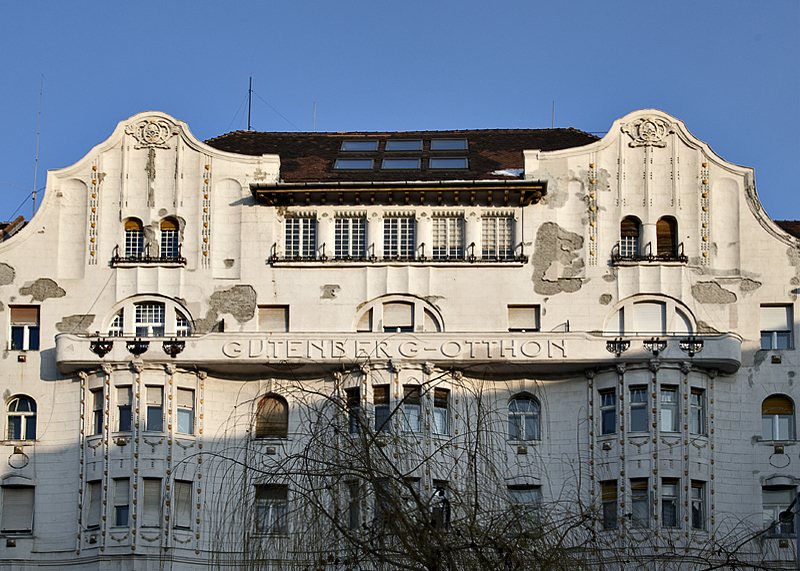 Gutenberg House