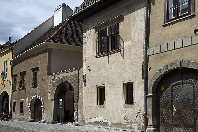 The Old Synagogue, now museum