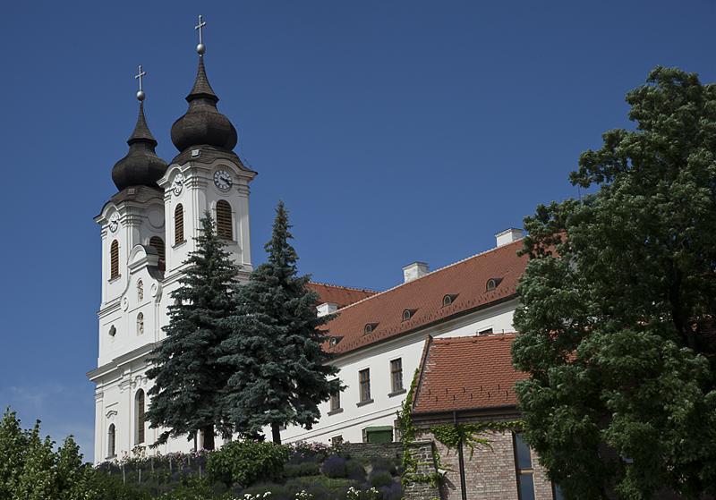 Benedictine Abbey, Tihany (1754)