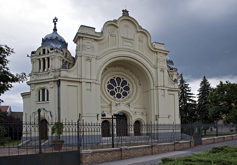 Secessionist synagogue (1903)