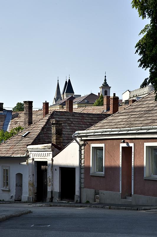 Veszprém street