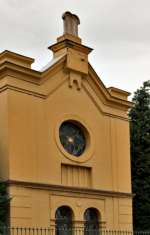 Synagogue, now design gallery