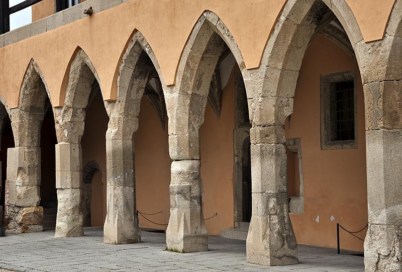 Eger Castle, bishops palace
