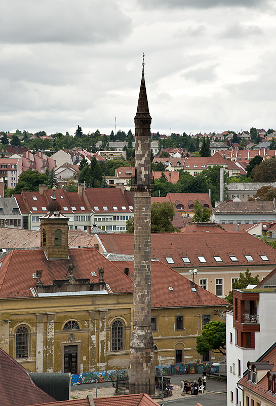 Minaret, 17th century