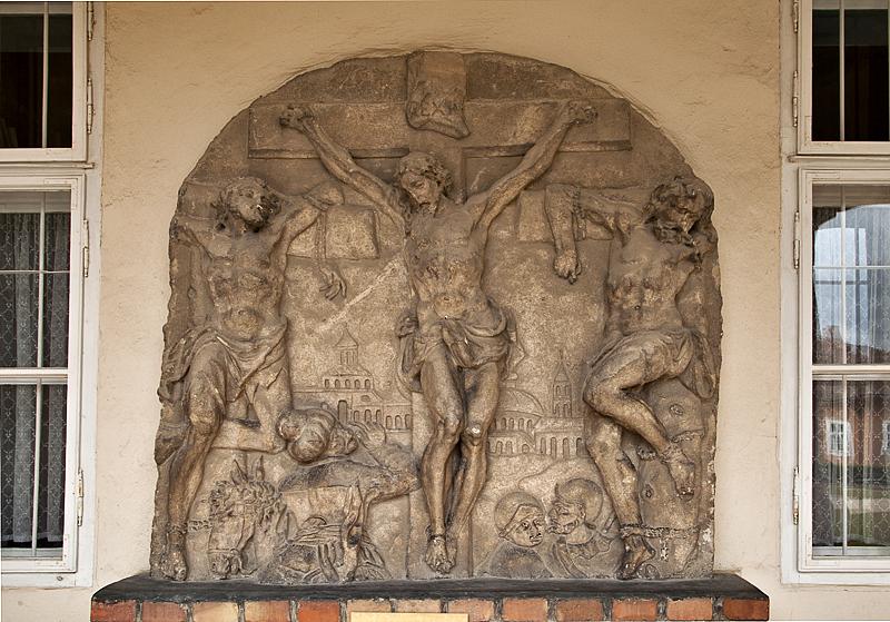 Eger Castle, Ottomans at crucifixion
