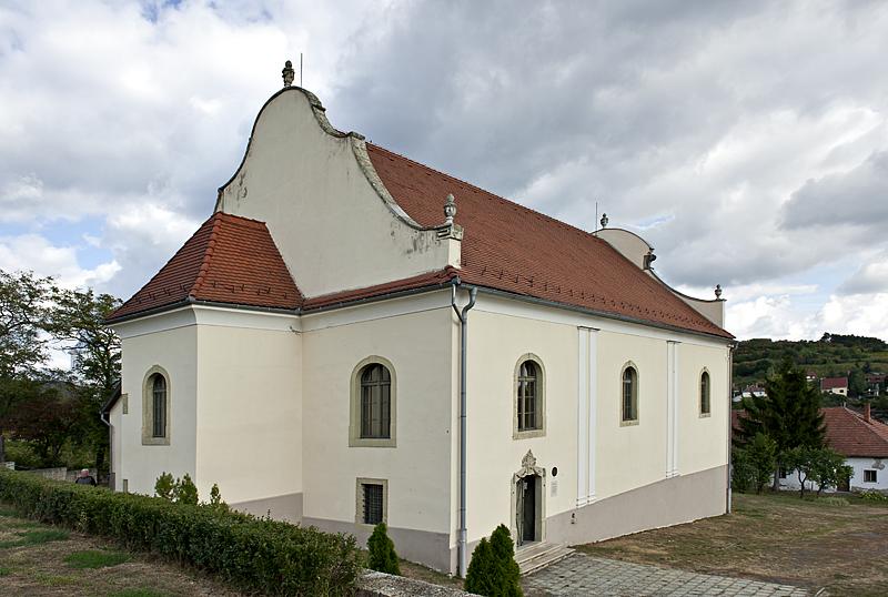 Restored synagogue
