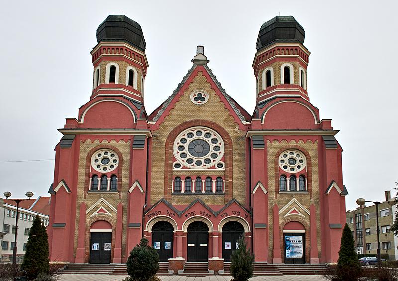 Zalaegerszeg, synagogue (1904)