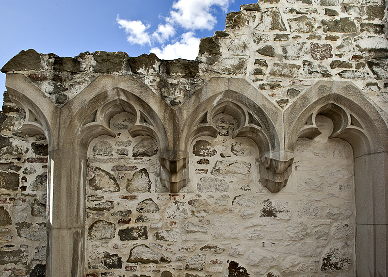 Royal arches