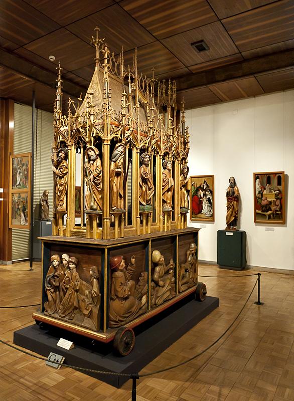 Lords Coffin of Garamszentbenedek (1480)