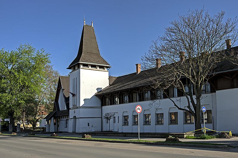 Transylvanian-style hospital