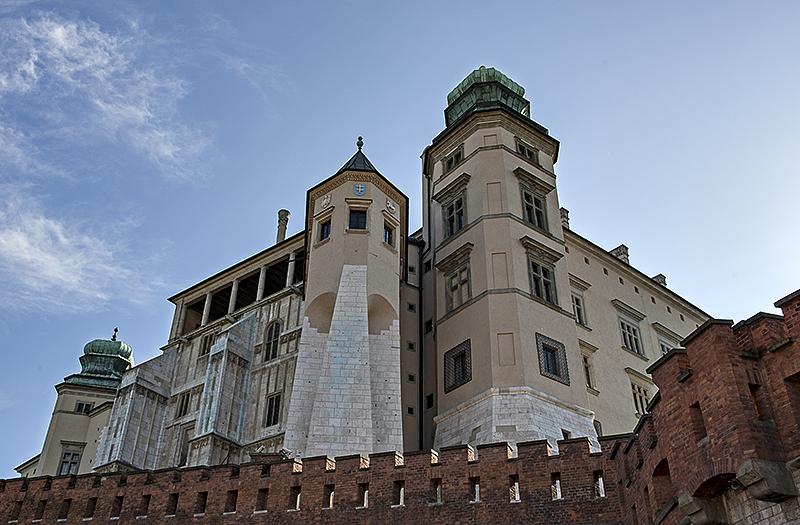 Wawel Hill, Royal Castle