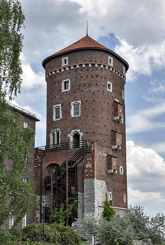 Wawel Royal Castle, tower