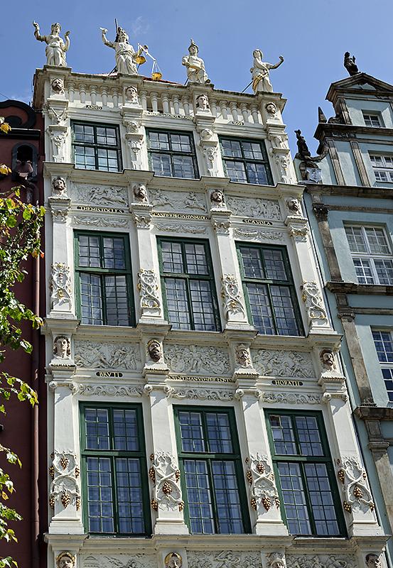 Golden House (1609-18)