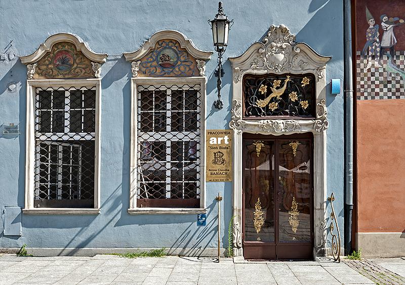 Długi Targ doors