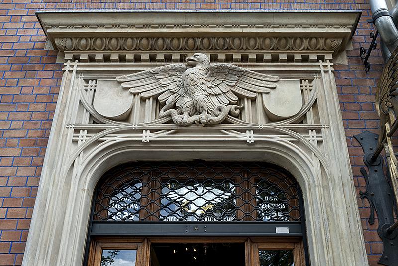 Eagle House (Dom Pod Orłem)