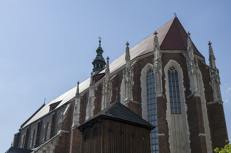 CHURCH OF ST. CATHERINE (13th-16th centuries)