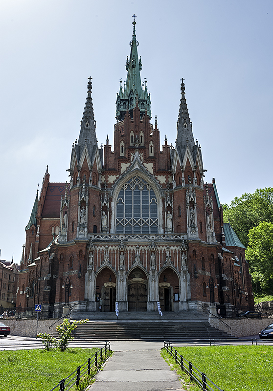 CHURCH OF ST. JOSEPH (PODGÓRZE)