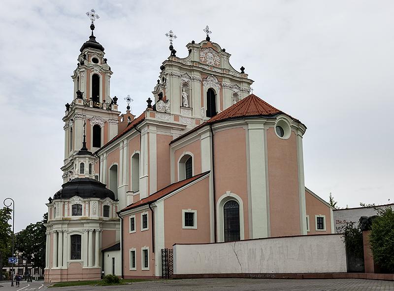 Church of St. Catherine (1703)