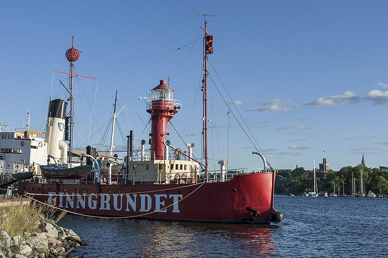 The lightship Finngrundet (1903)