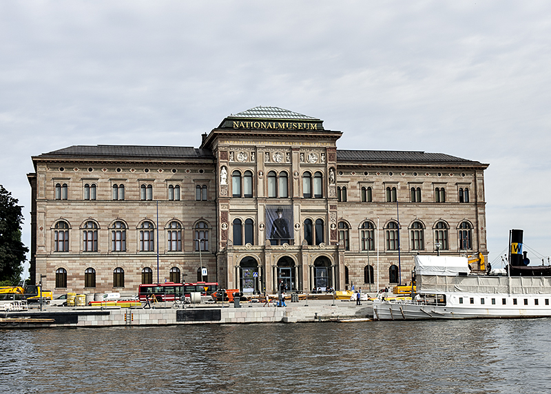 Stockholm by water, National Museum
