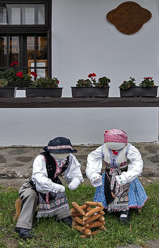 Palóc dolls