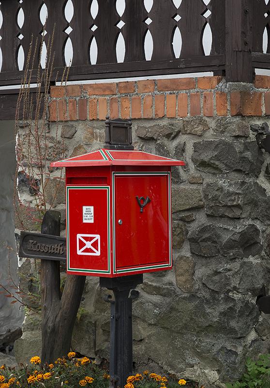 Newer mailbox