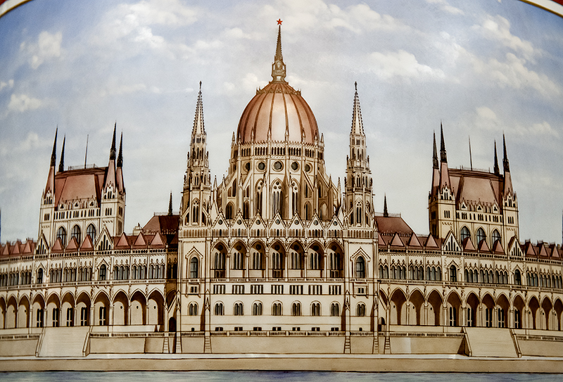 Museum: Parliament revisited, detail