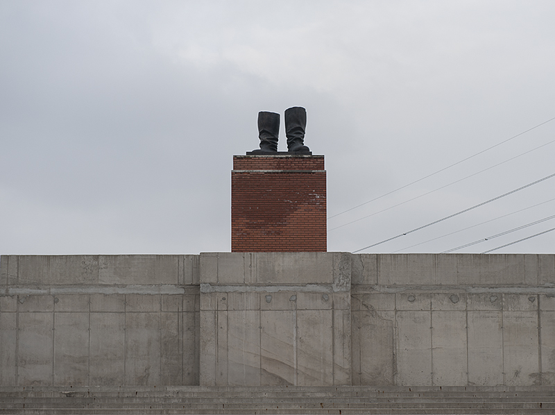 Joseph Stalins boots