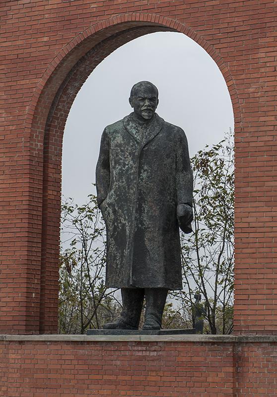 Last but not least: Lenin