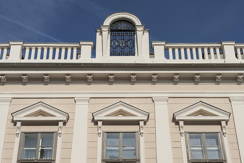 Nice restoration on main square